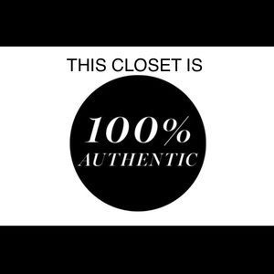 Other - All items in my closet are 💯 authentic!